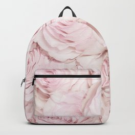 Roses have thorns - Floral Flower Pink Rose Flowers Backpack