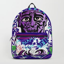Dope Creates Monsters Remixed Backpack