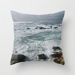 Northern California Throw Pillow