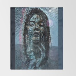 Wight: Maree di Morte Throw Blanket