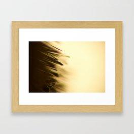 Tips Framed Art Print