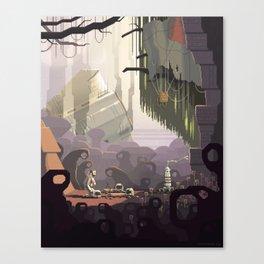 Scene #14: 'Ben' Canvas Print