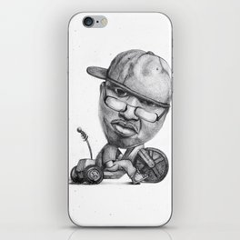 YOUNG E40   iPhone Skin