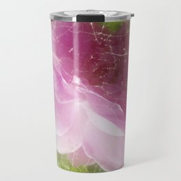 Pinky Rose Travel Mug
