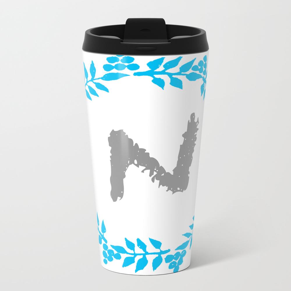 N White Travel Mug TRM8919593