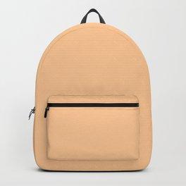 Salmon Orange Backpack