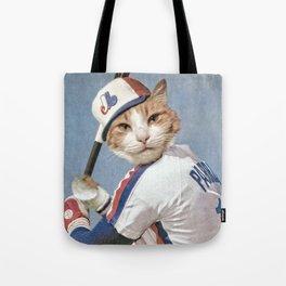 Montreal 'Chat'pos Tote Bag