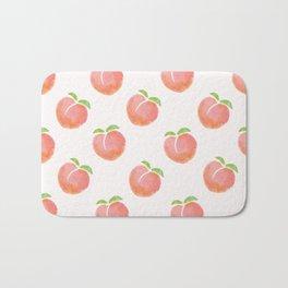 Peaches Bath Mat