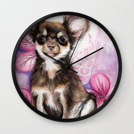 Dream Puppy Wall Clock