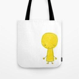 yellow dood Tote Bag