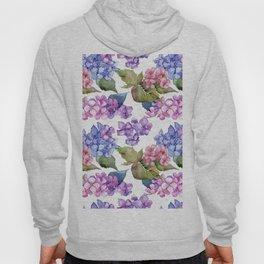 Hydrangea Pattern 03 Hoody