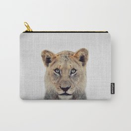 Lioness II - Colorful Carry-All Pouch