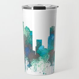 Houston, Texas Skyline - SG Jungle Travel Mug