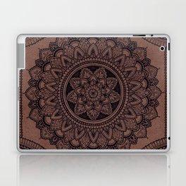 Mandala on Masonite I Laptop & iPad Skin