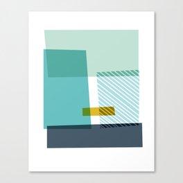 Cut & Paste Canvas Print