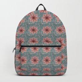 Tile Pattern Mexico I Backpack