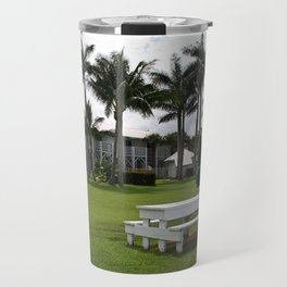 A Tarpon Afternoon Travel Mug