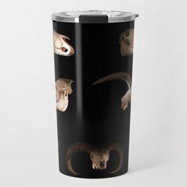 Skull Cabinet Travel Mug