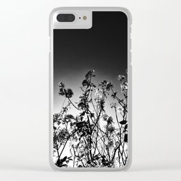 Nature in The City Clear iPhone Case