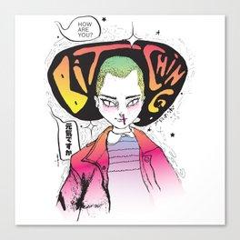 Bitchin Canvas Print