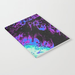 THROW DOWN THE ROSES Notebook
