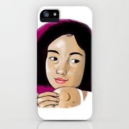 OFELIA iPhone Case