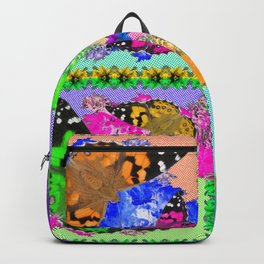 (Pop Art) Butterflies are Free! Backpack