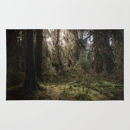 Rainforest Adventure - Nature Photography Rug
