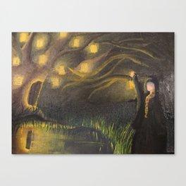 Illuminated Dreams Canvas Print