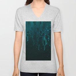 Aqua Tech Unisex V-Neck