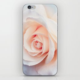 Rose | Flowers Photography | Spring | Blush Pink | Love iPhone Skin