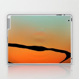 Colorful Bright Modern Art - Eternal Light 2 - Sharon Cummings Laptop & iPad Skin