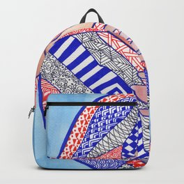 Virgin Mary Backpack