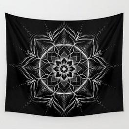 """River"" mandala Wall Tapestry"