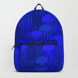 Jellyfish-BLUE Backpack