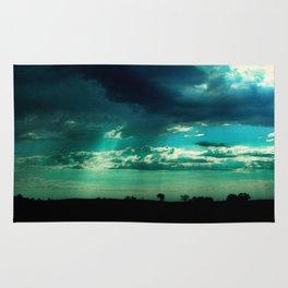 Morning Storm-Iowa Rug
