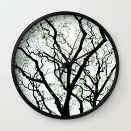 Majestic Roots Wall Clock