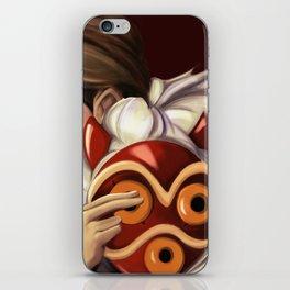 San iPhone Skin