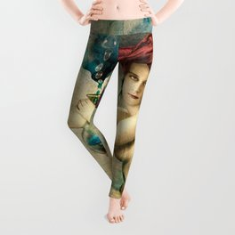 The Blessed Temperance Leggings