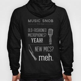 Yeah or Meh: The Microphone — Music Snob Tip #101 Hoody