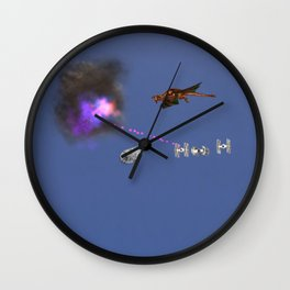 War Stars: Collusion Wall Clock