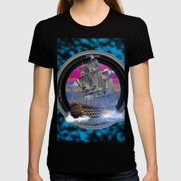 El mundo del mar fotografia T-shirt