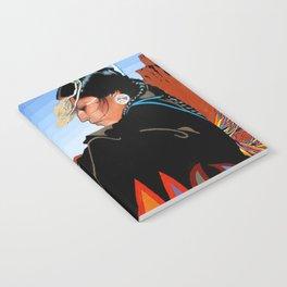 Shawl Dancer Notebook