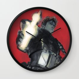 Death trooper Wall Clock