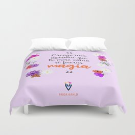 Frida Duvet Cover