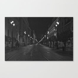 Memories of Sevilla # 2 Canvas Print