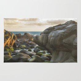 Porth Nanven, Cot Valley 2, Cornwall, England, United Kingdom Rug
