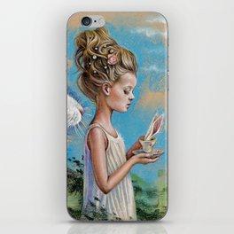 Chasing dream iPhone Skin