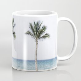 Palm trees 6 Kaffeebecher