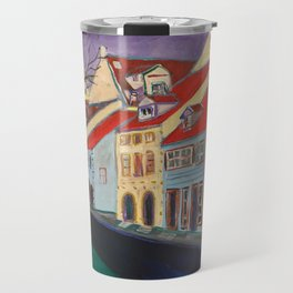 Livi Laukum, Riga, Latvia Travel Mug